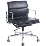 Hip Props - Charles Eames Soft Pad desk chair. Original Vitra production. Eames chair hire - Kays