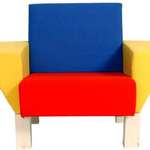 Hip Props - Ettorre Sottsass Westside chair for Knoll Associates - Kays
