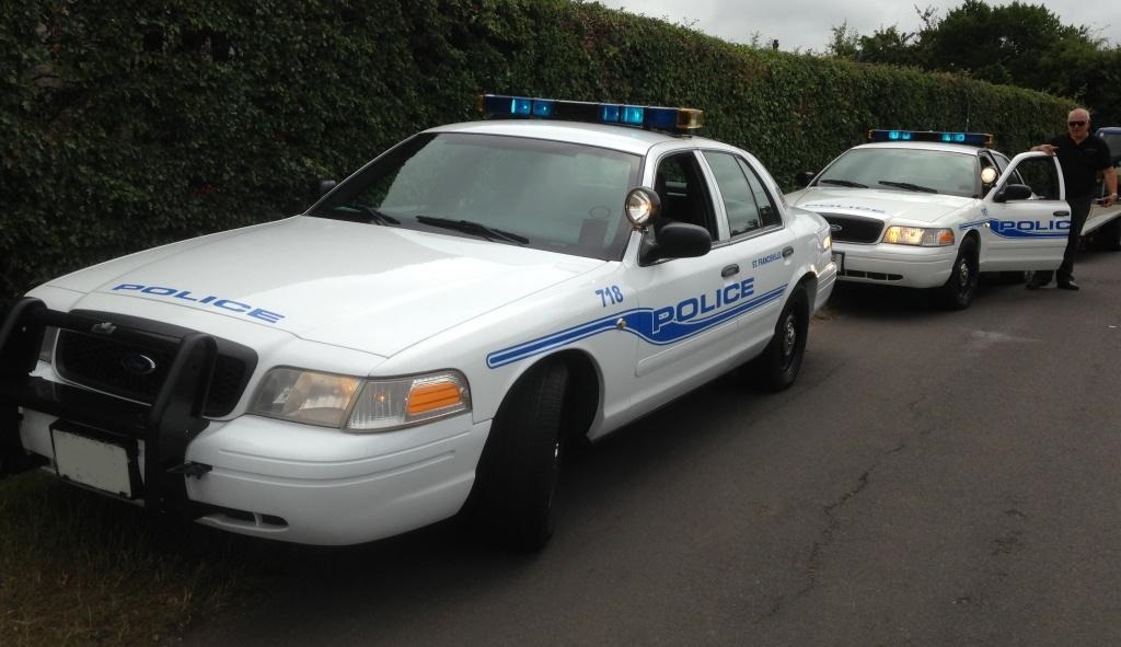 Us Police Car Hire
