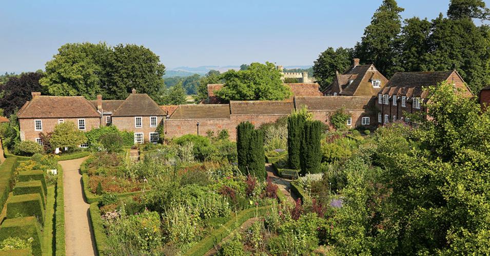 The Culpeper Garden