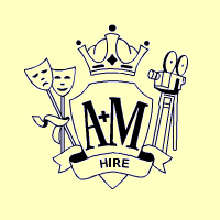 A + M Hire - Props - Furniture & Smalls - Kays