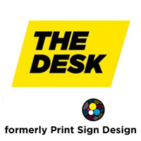 The Desk (Print Sign Design) - Props - Graphic & Print - Kays