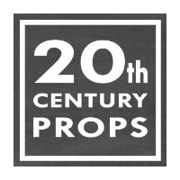 20th Century Props - Props - Vintage Luggage - Kays