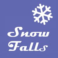 Snowfalls - Props - Christmas - Kays
