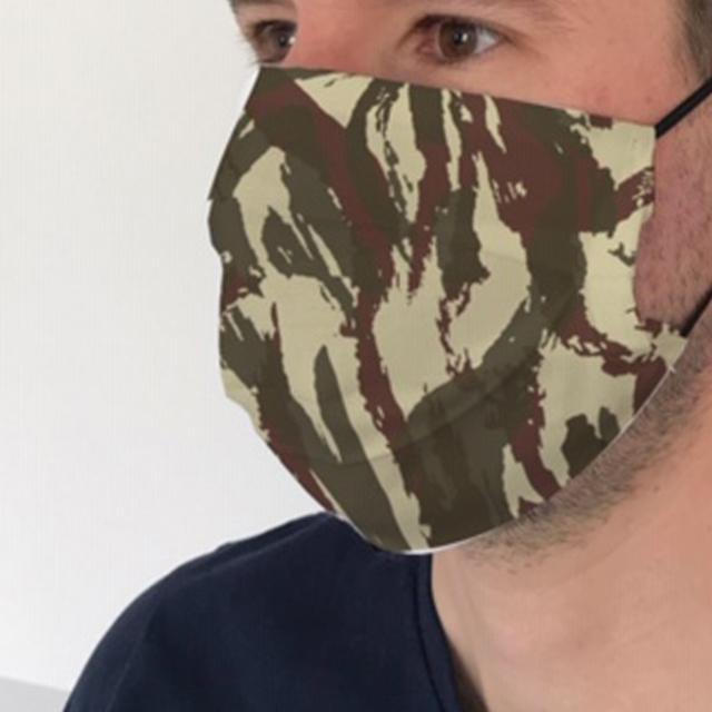 Medium news mask 3