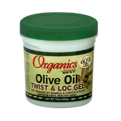 Africas best organics olive oil twist and loc gel