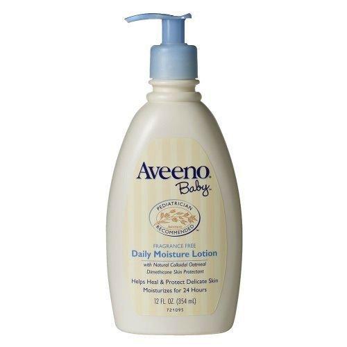 Aveeno baby daily moisture lotion