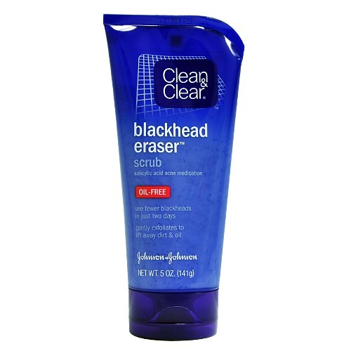 Clear facial products