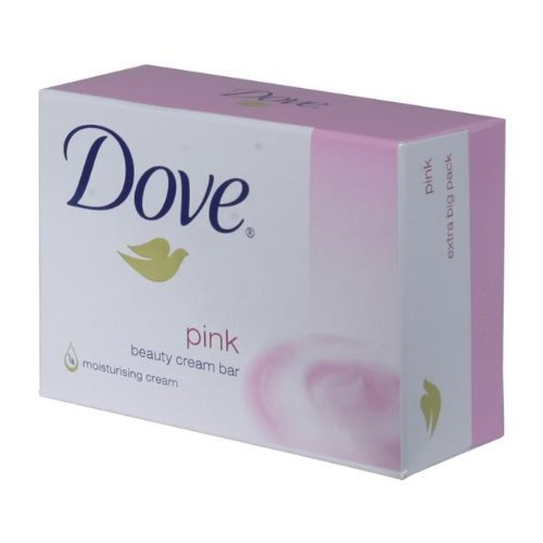 Dove pink beauty cream bar pack of 1