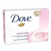 Dove pink rosa beauty cream bar pack of 1