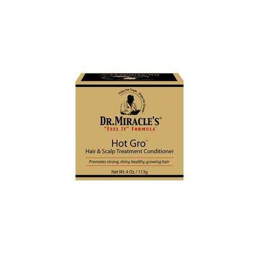 Dr miracles hot gro hair and scalp treatment super