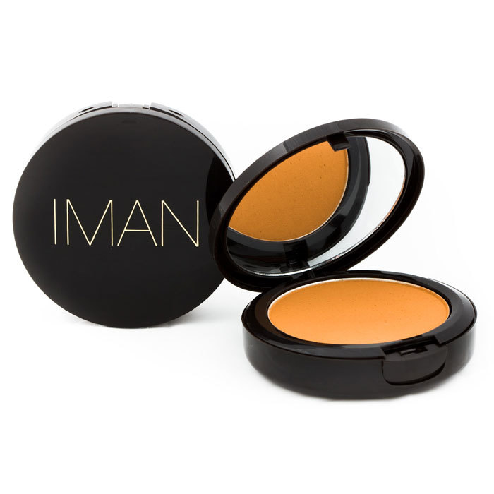 Iman luminous foundation clay 2