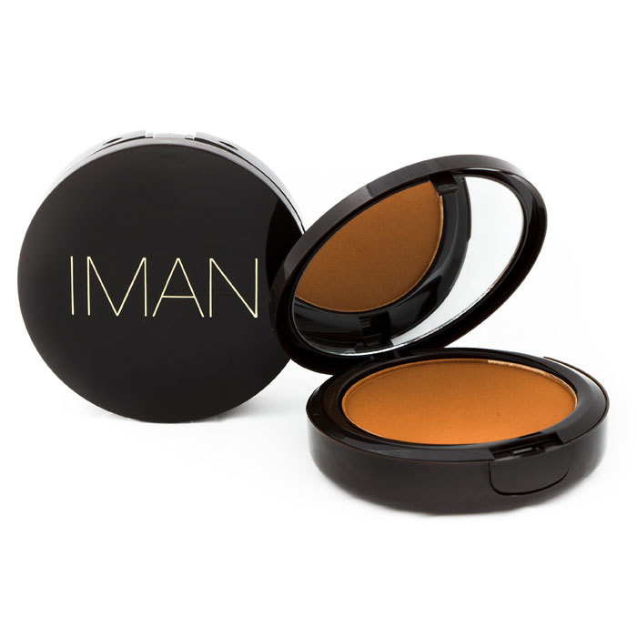 Iman luminous foundation earth 3
