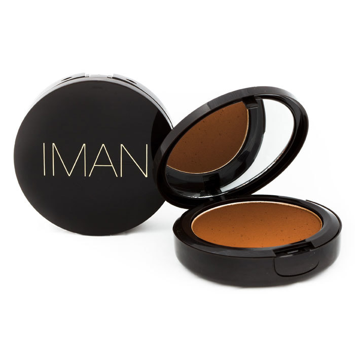 Iman luminous foundation earth 5