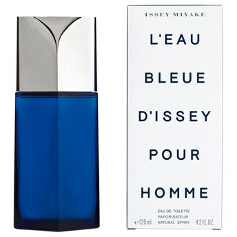 Issey miyake l eau bleue d issey pour homme for men 75ml