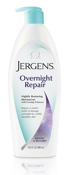 Jergens overnight repair