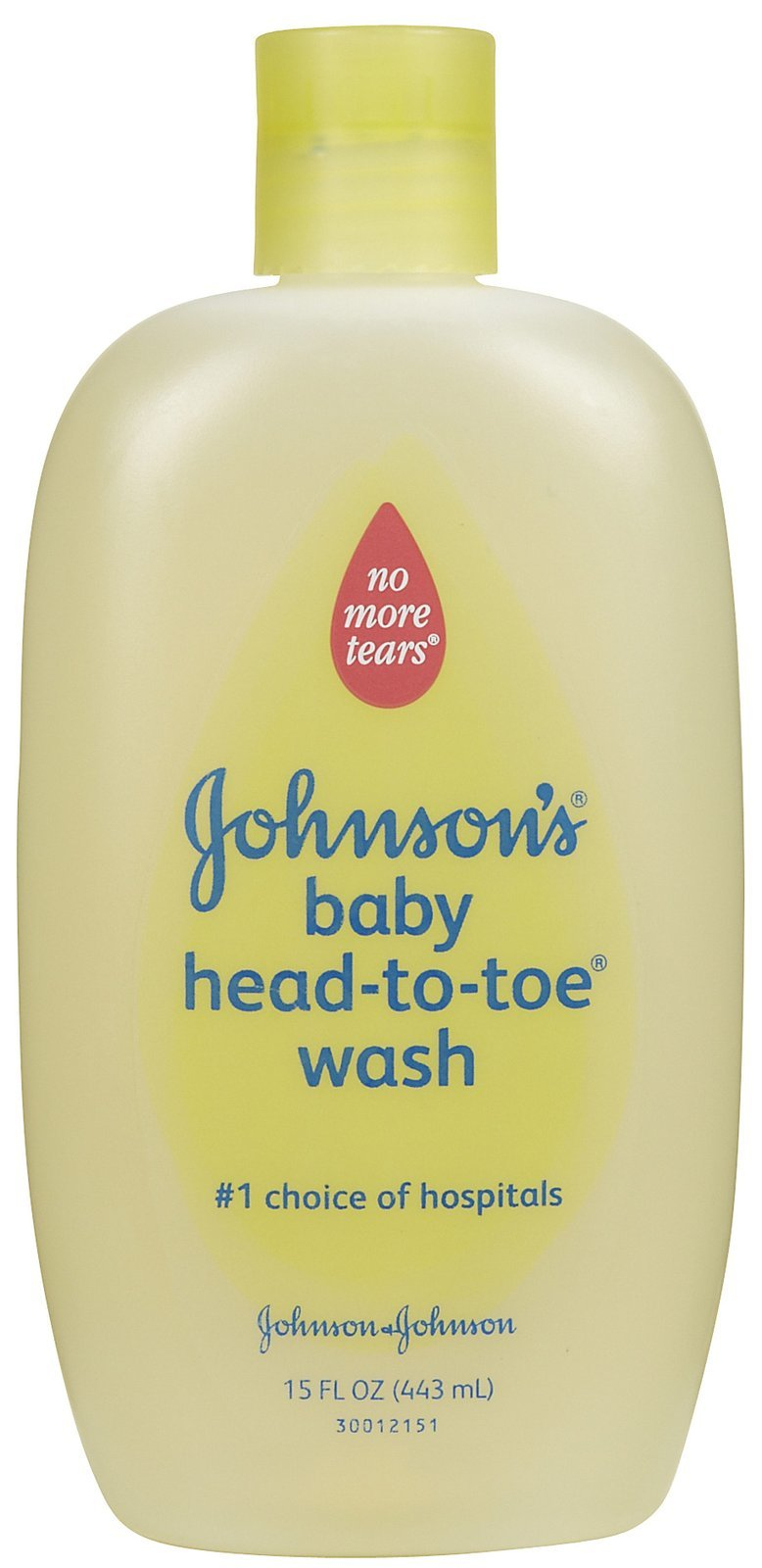 Johnsons head to toe body wash