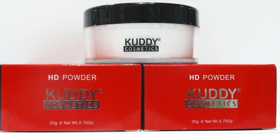 Kuddy cosmetics hd powder