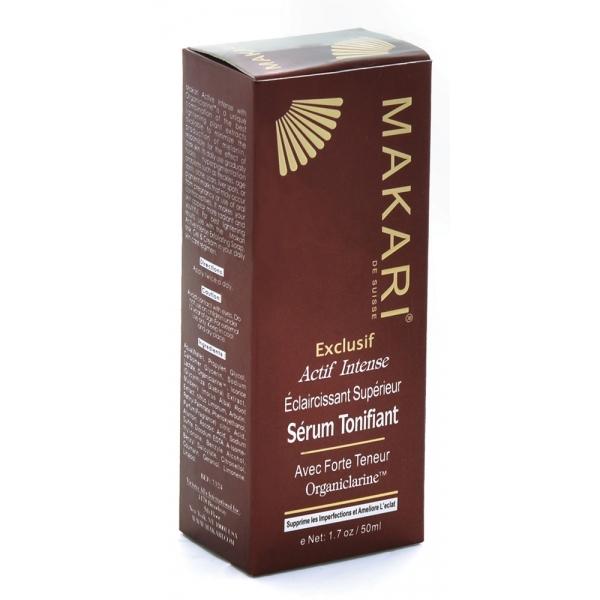 Makari exclusive active intense advanced lightening toning serum