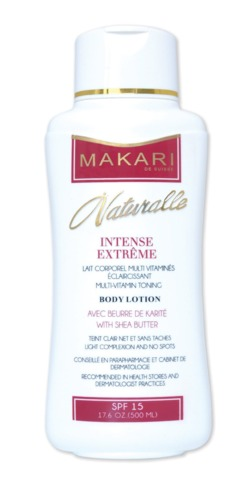 Makari naturalle intense extreme body lotion