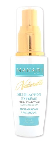 Makari naturalle multi action extreme lightening serum