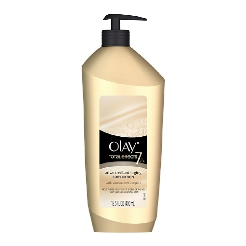 Olay total effects 7 in one advanced anti aging body lotion