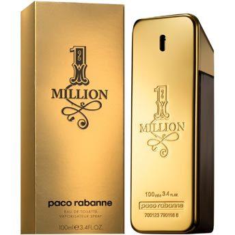 Paco rabanne 1 million for men 100ml