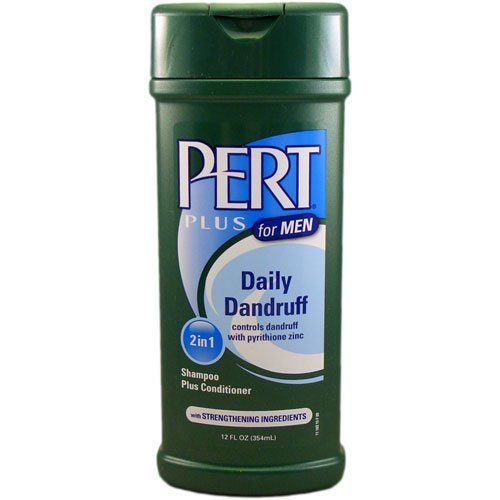 Pert plus 2 in 1 daily dandruff shampoo