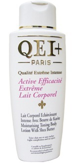 Qei plus active efficient extreme body lotion