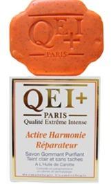 Qei plus active harmony repairing body soap