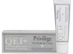 Qei plus privilege strong toning cream with caviar pearl
