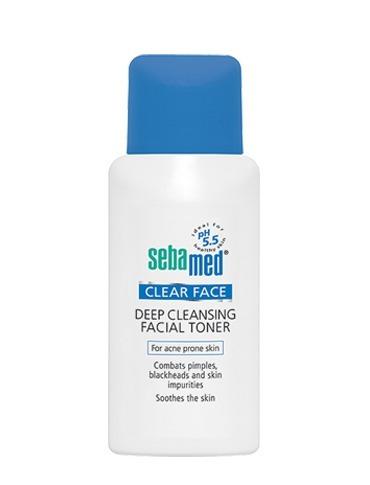 Sebamed clearface deep cleansing facial toner