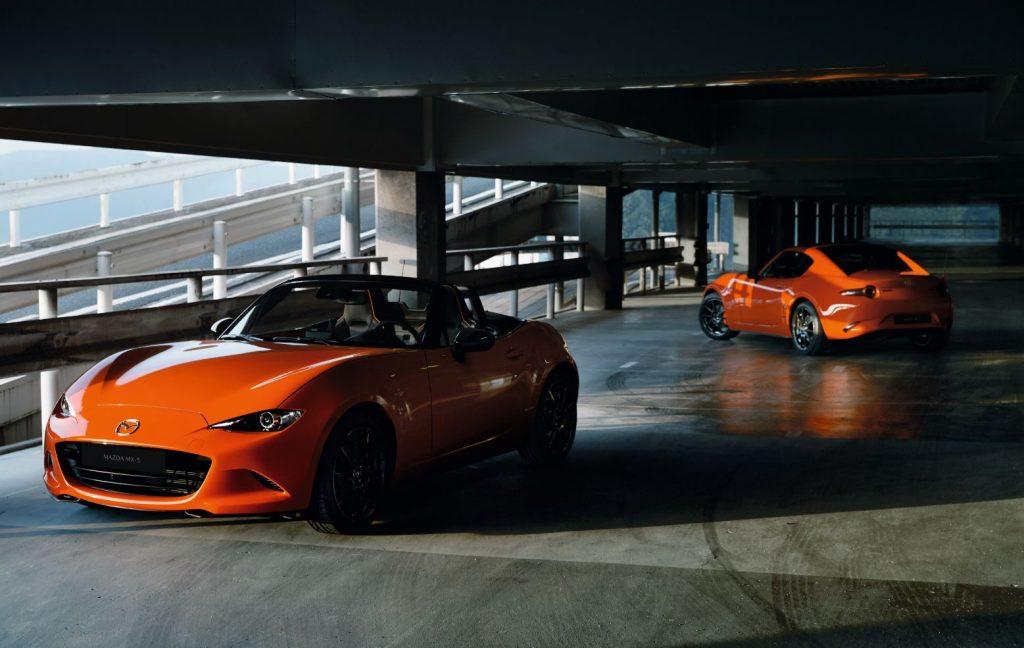 Mazda MX5 30 Aniversario