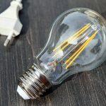 bombilla electricidad