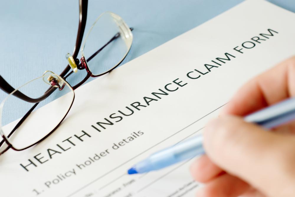 reclamar al seguro de salud