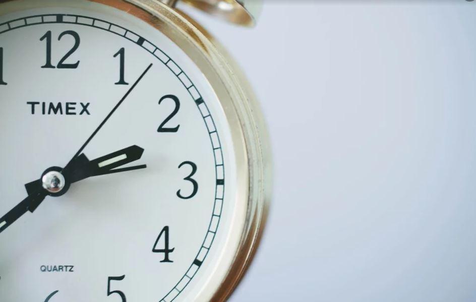 Cambio de hora y ahorro energético