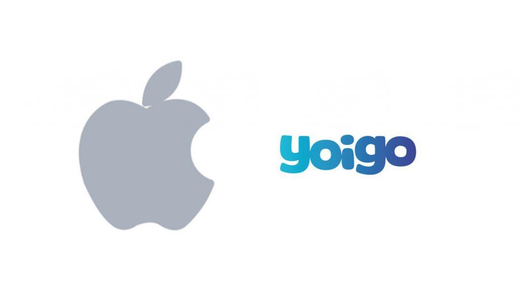 comprar el iPhone 12 con Yoigo