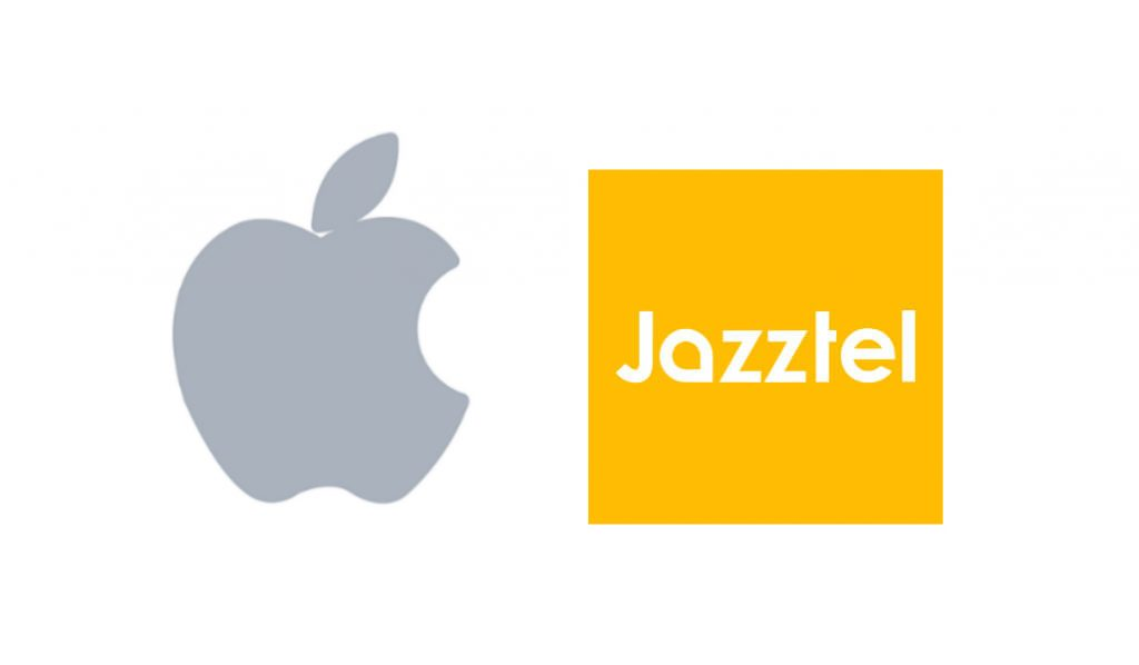 comprar el iPhone 12 con Jazztel