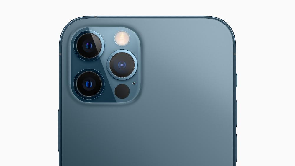 iPhone 12 lentes