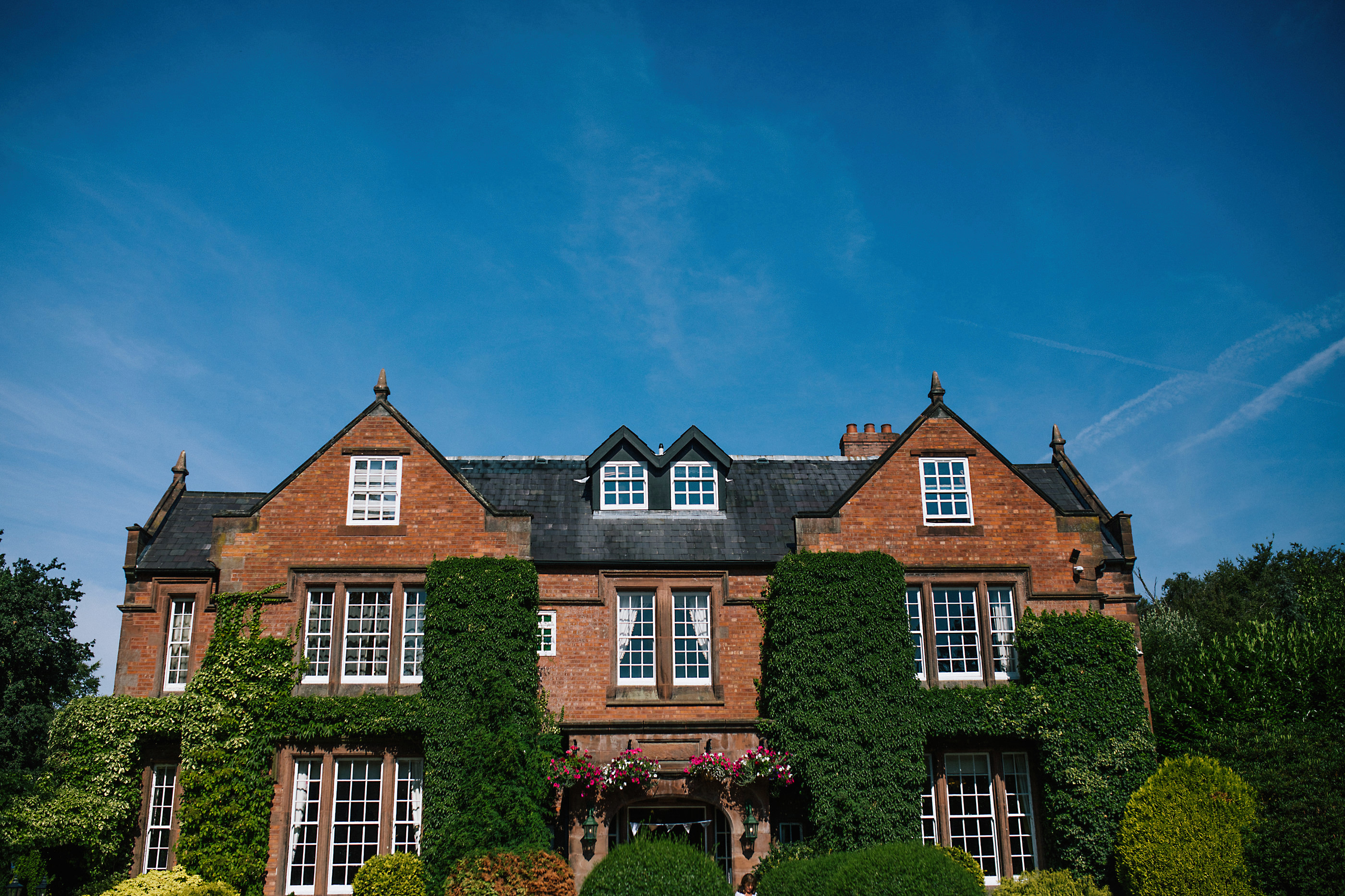 nunsmere hall wedding venue