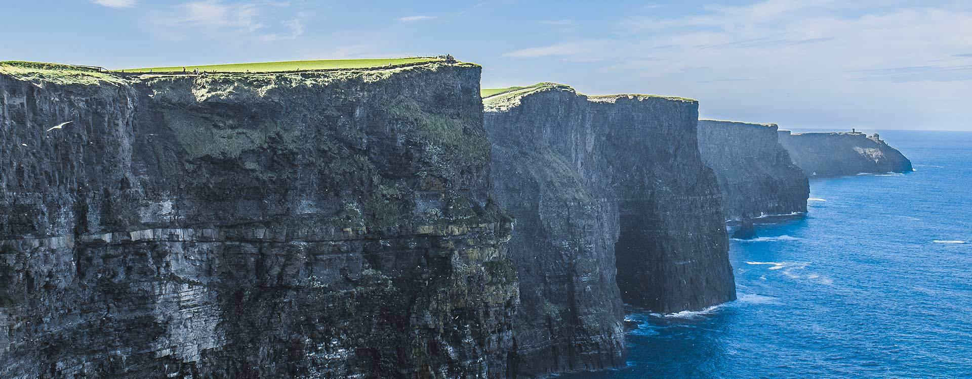 Cliffs of Moher Day Tour from Limerick
