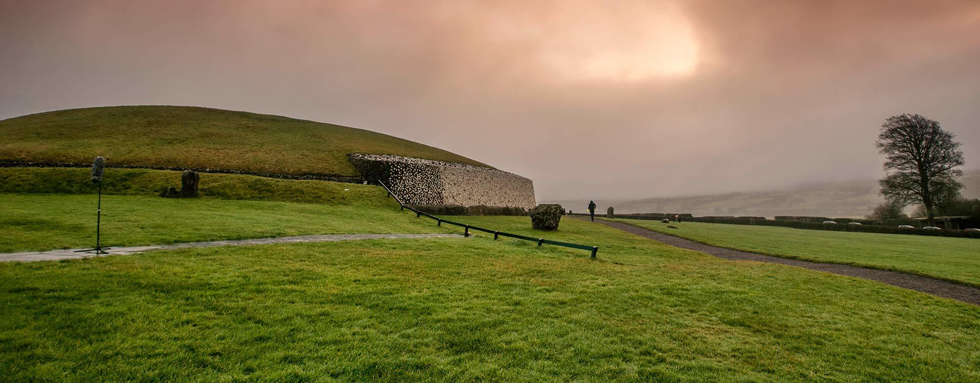 Private Newgrange & Boyne Valley Day Tour From Dublin