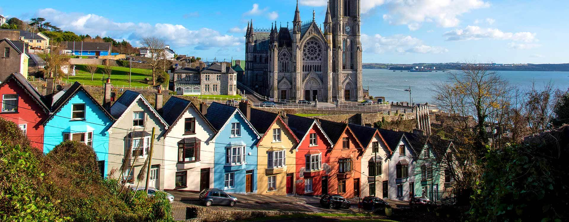 Cork City Sightseeing Day Tour from Cork
