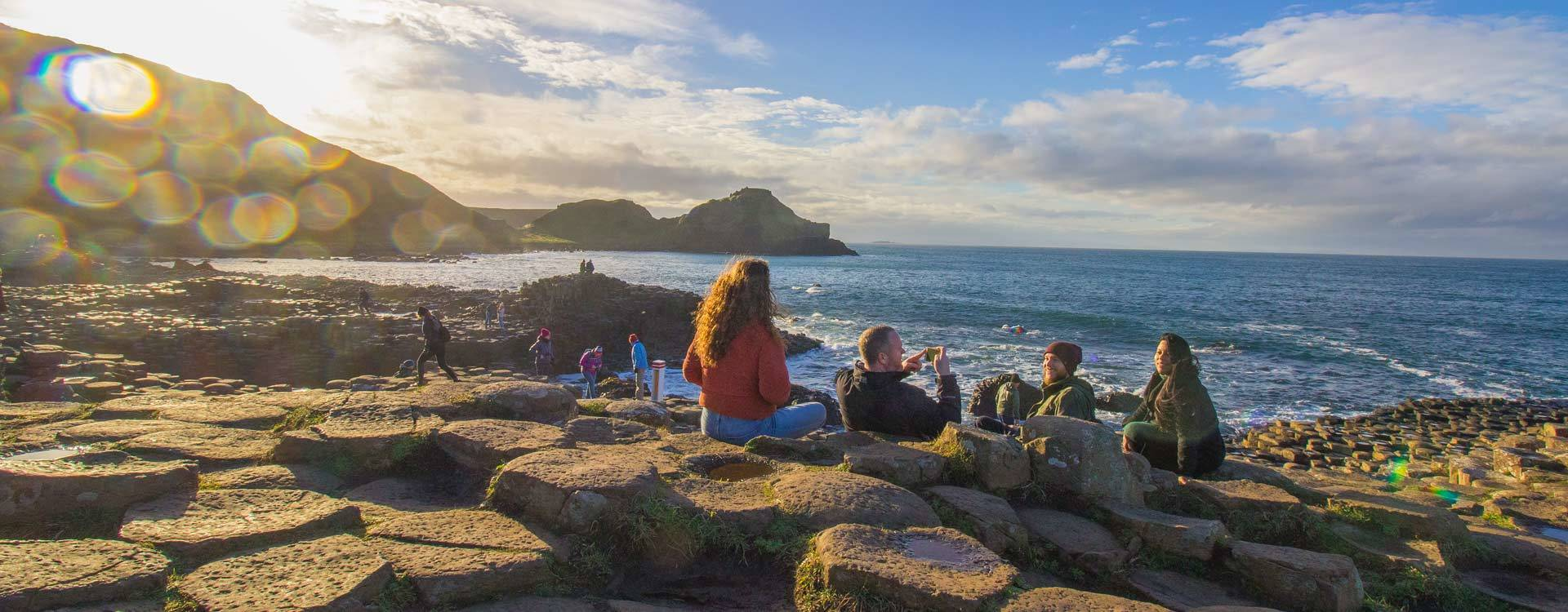 Giant's Causeway & Belfast Day Tour from Dublin