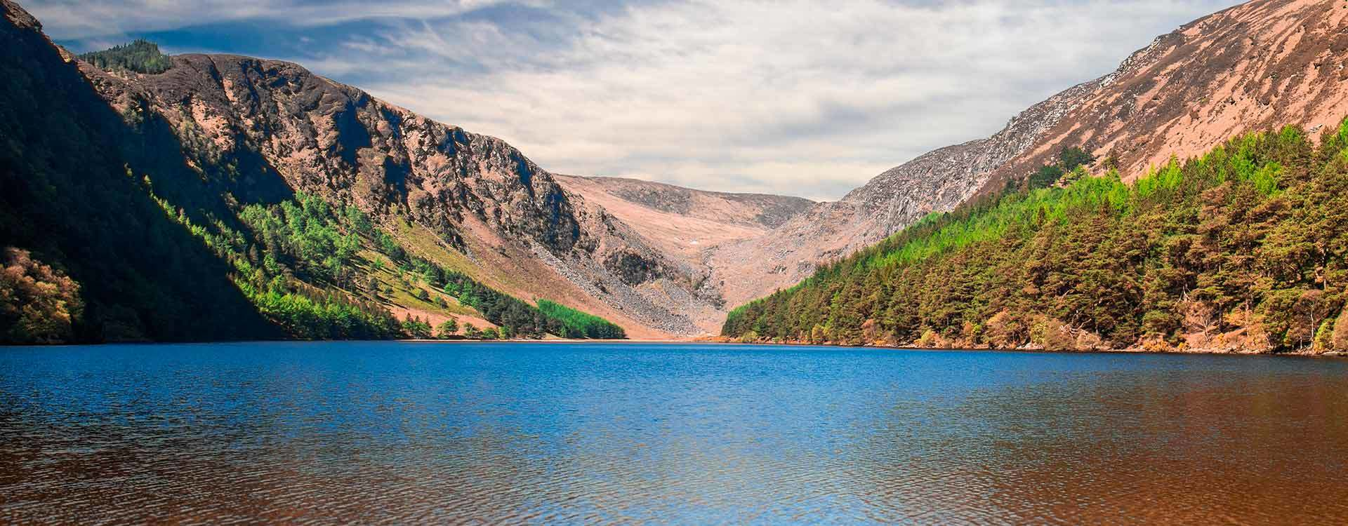 Glendalough, Wicklow & Medieval Kilkenny Day Tour from Dublin