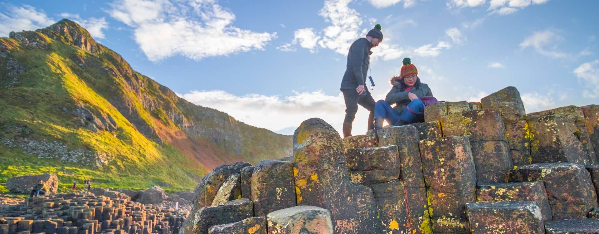 Private Giants Causeway Day Tour From Dublin