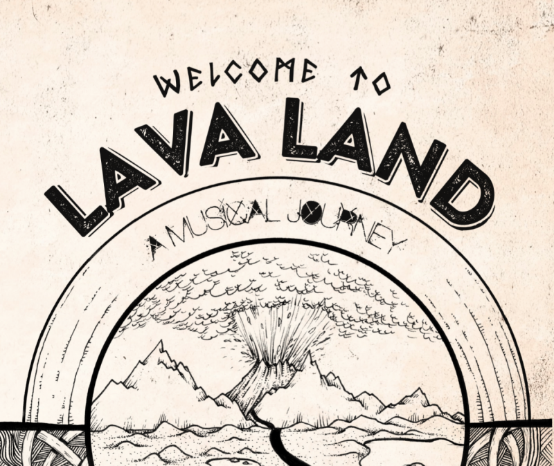 Welcome To Lava Land - a musical journey - Karolina Fund