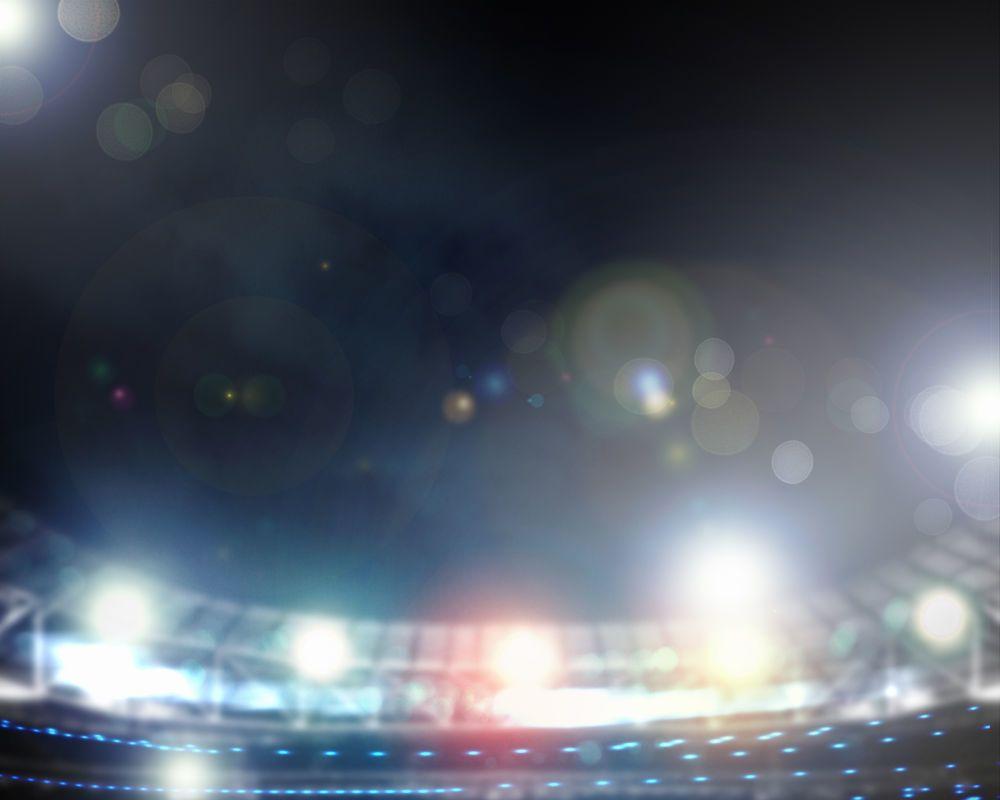 Abstract-lights-of-stadium