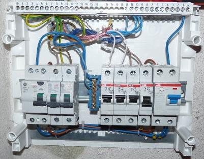 Electricity - Fuse Box - Kiasu