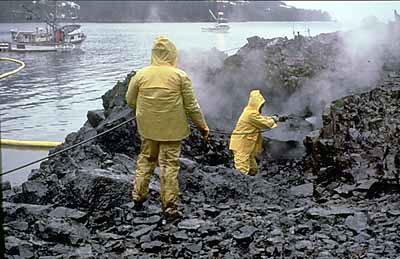 crisis management media training Exxon Valdez;